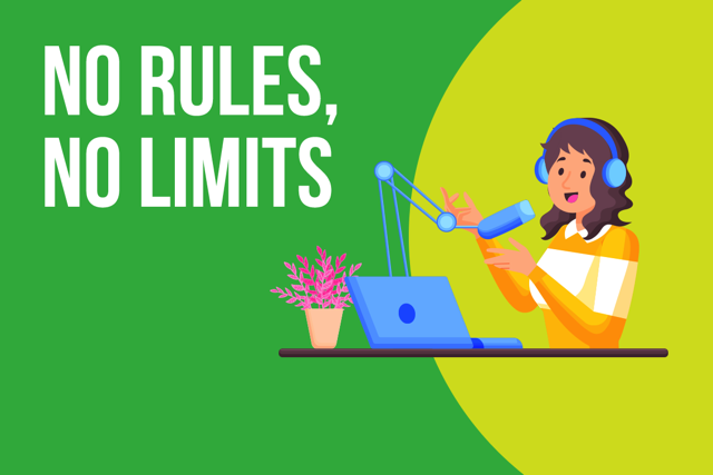 No Rules, No Limits