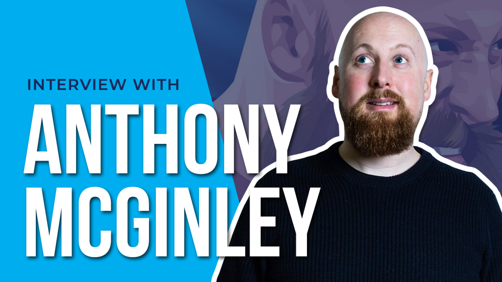 Podcaster HQ - Anthony McGinley